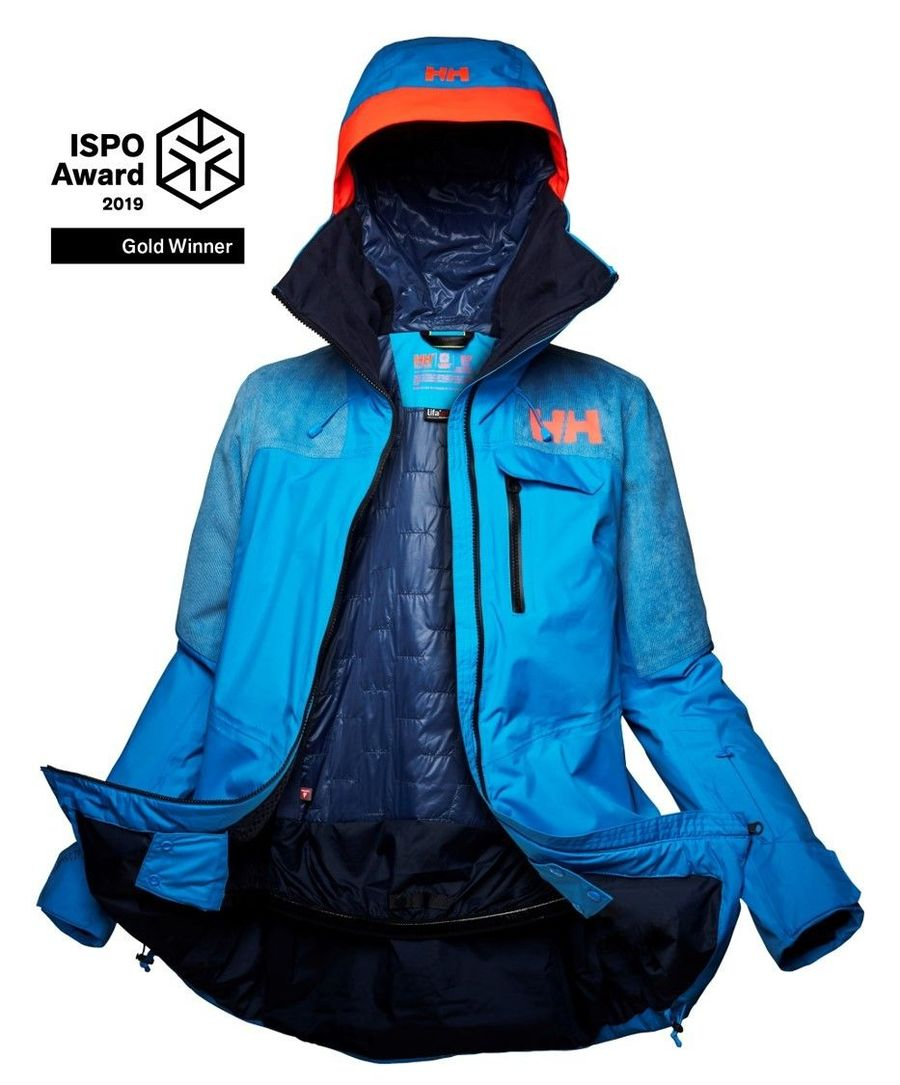 W Whitefall de Helly Hansen