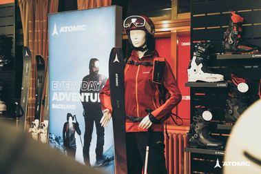 Atomic presenta en Baqueira sus principales novedades en esquís y botas