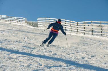 Pasar las pruebas del TD1 de esquí alpino
