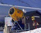 Cuatro empresas pujan por la nieve artificial en Alto Campoo