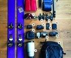 ¿Qué hay dentro de la mochila de esquí de un fotógrafo profesional?