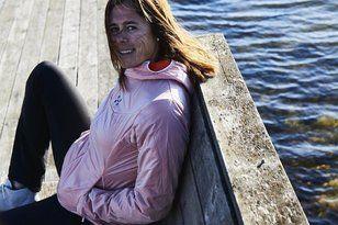 Nueva colección para mujeres de Edurne Pasaban, en Haglöfs