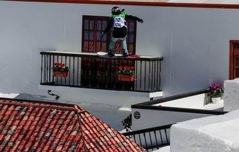 Sierra Nevada 2017 cuenta con un patio andaluz en su slopestyle