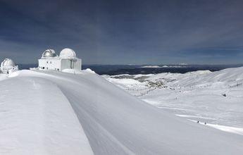 Sierra Nevada alcanza los 4 metros de nieve