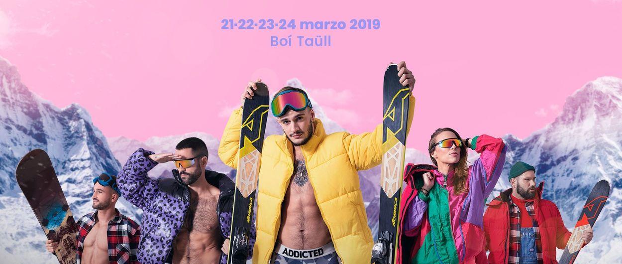 Boí Taull acoge una nueva edición de la SnowGay Weekend