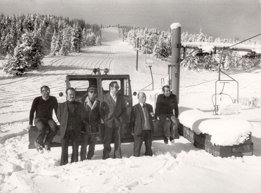 Iauguración Pyrenees-2000