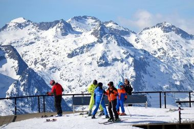 Baqueira tiene previsión de abrir todas sus pistas de esquí este fin de semana