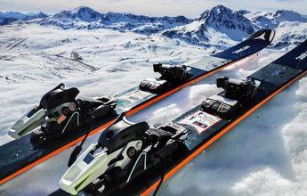 Probando el esquí de Aymar Navarro: Atomic Backland 107 2020