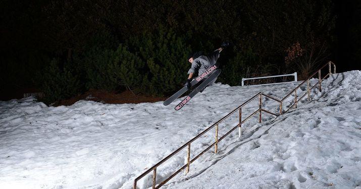 Colección Riot Skis 2020/2021