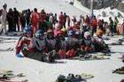 Gran éxito final de curso del Club Esquí Jaca
