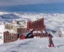 Valle Nevado también abre el próximo Viernes