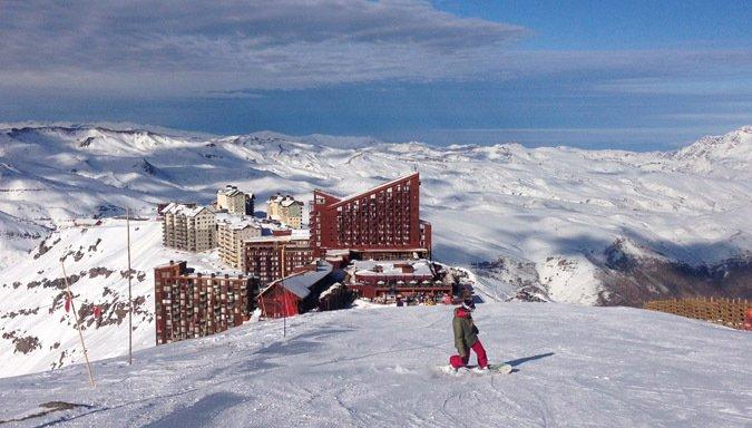 Valle Nevado inaugurará moderno  sistema de fabricación de nieve