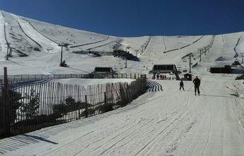 Navacerrada cierra la temporada pero Valdesquí mantiene 12 pistas