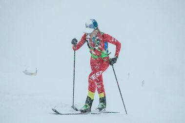 Clàudia Galicia gana la Copa del Mundo de esquí de montaña