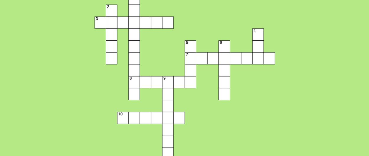 Esquigrama IX : Durante el confinamiento, demuestra lo que sabes!