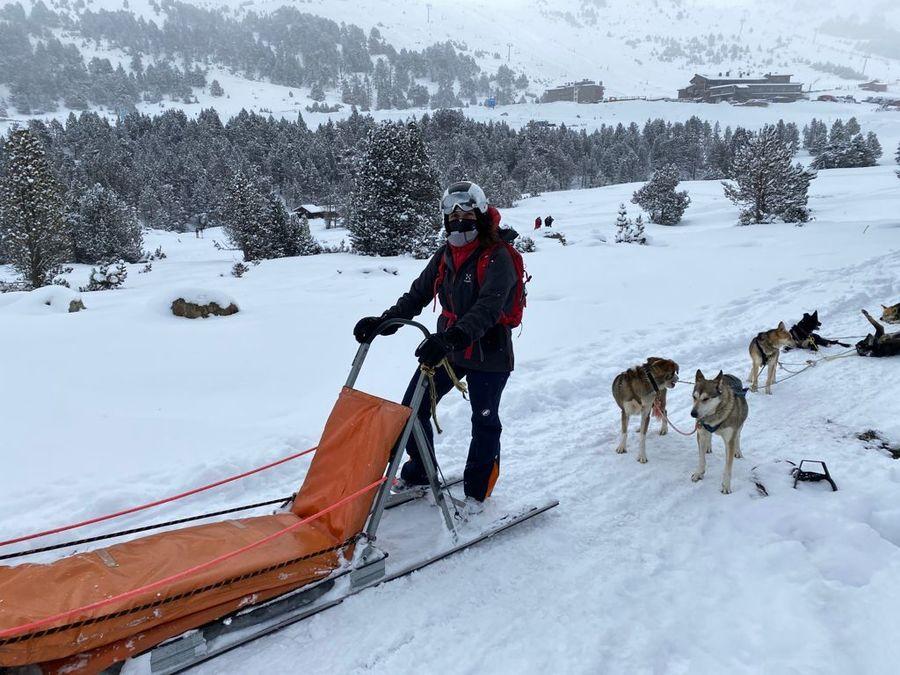 Mi primera temporada en Andorra