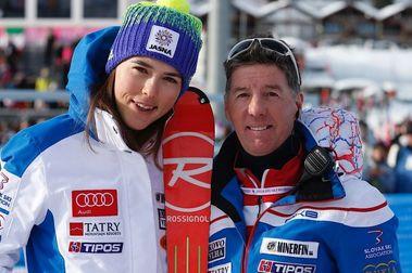 Livio Magoni deja de entrenar a la esquiadora Petra Vlhova