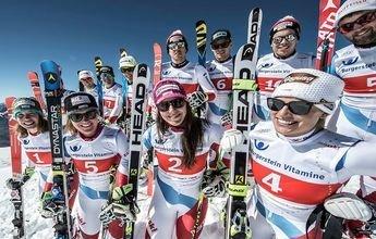 Equipo Oficial Suiza esquí alpino temporada 2017-2018