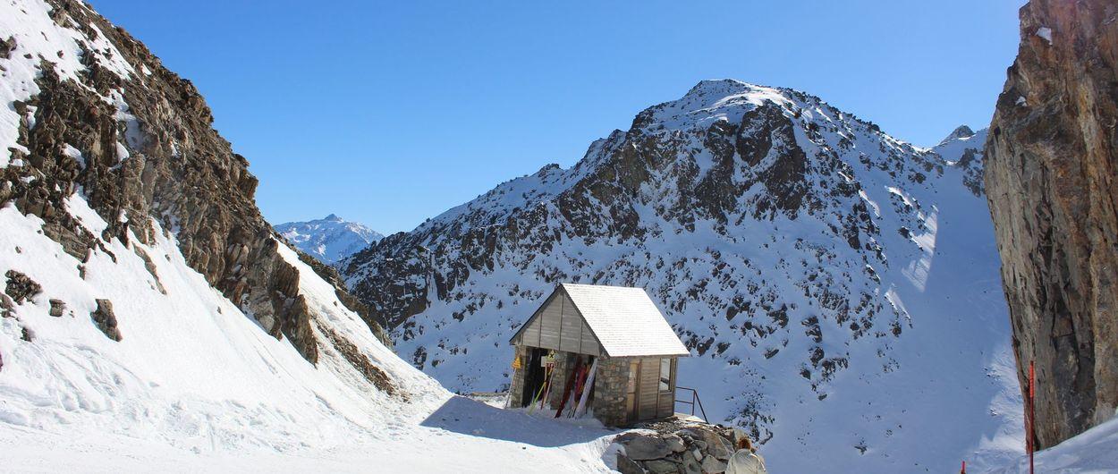 Las estaciones de esquí del Pirineo francés registran el mejor resultado de su pais