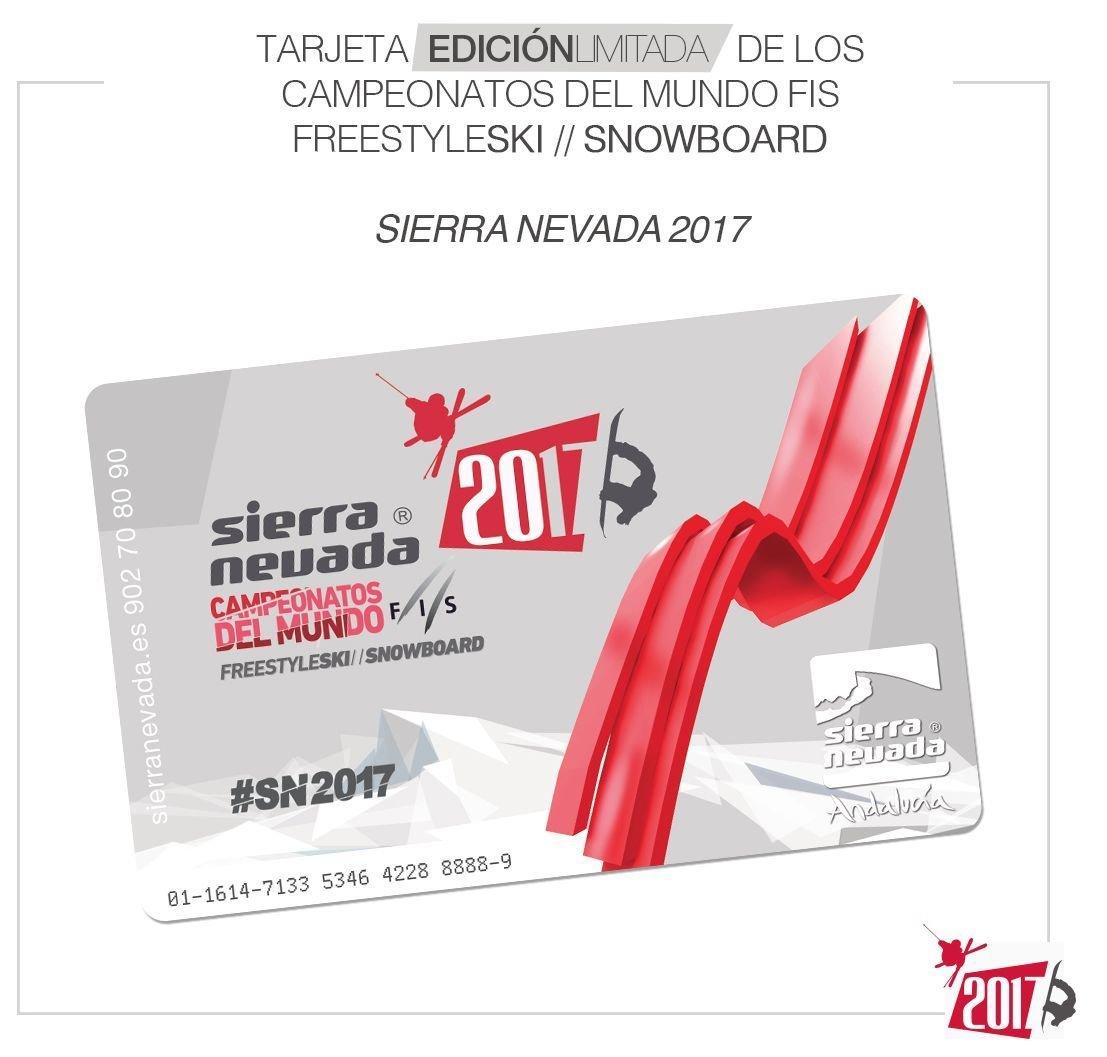 Sierra Nevada lanza la campaña del forfait de temporada de esquí