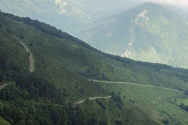Rutas selectas por carreteras del Pirineo