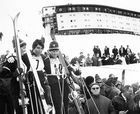 50 años del mundial de ski de Portillo 1966