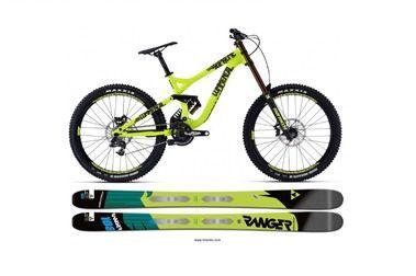 Esquí & Bici