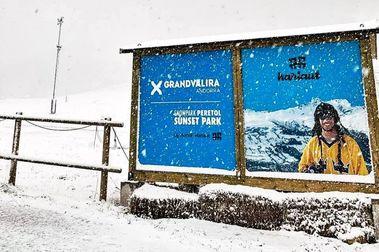 Grandvalira dispuesta a competir este año con las estaciones de esquí de los Alpes
