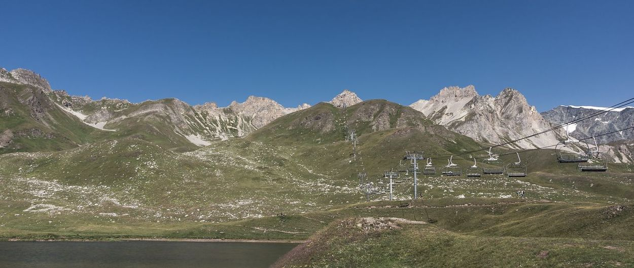 """Las estaciones francesas """"on fire"""" este verano, Pirineos a la cabeza"""