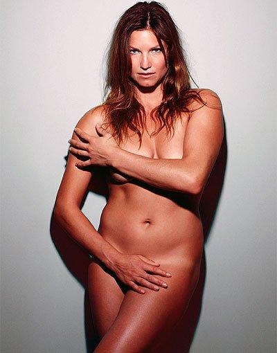Julia Mancuso Posa Desnuda Para Espn Noticias Nevasportcom