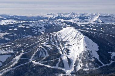 La estación de esquí más exclusiva del mundo.