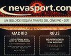 Nevasport de gira mundial presenta un cinefórum en Madrid y en Reus