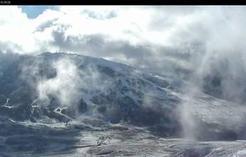 Ya han llegado las primeras nevadas al Pirineo