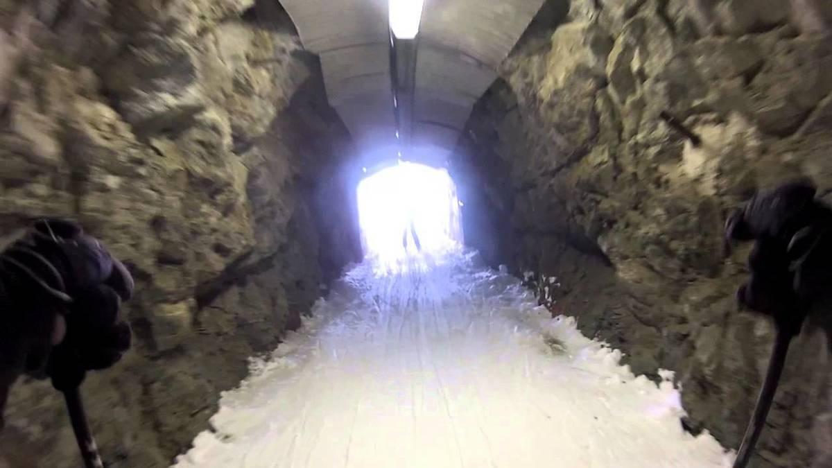 Túnel de Alpe d'Huez