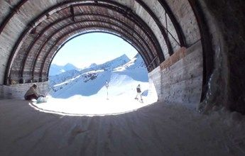 Proyectan unir Gourette y Artouste mediante un túnel en la montaña
