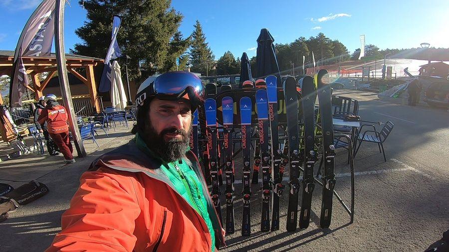 Dyanstar Skis 2021