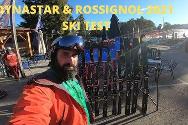 Test Esquís Dynastar & Rossignol 2021
