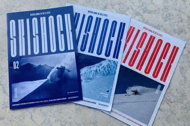 Llega la tercera edición del Skishock Magazine