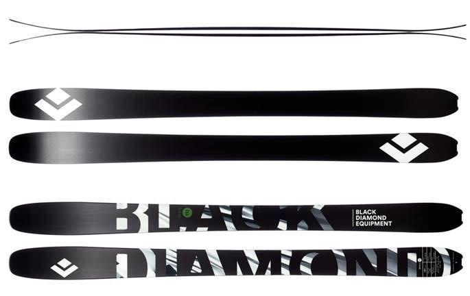 Black Diamond esquis