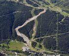Grandvalira ya tiene su pista de Descenso FIS
