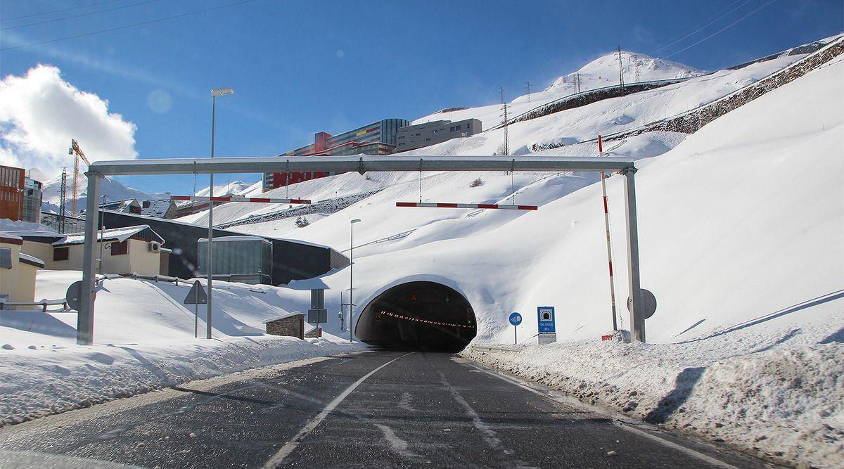 Tunel Envalira