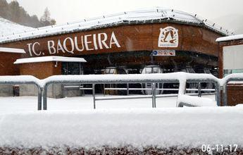 Baqueira Beret estudia adelantar su apertura de temporada