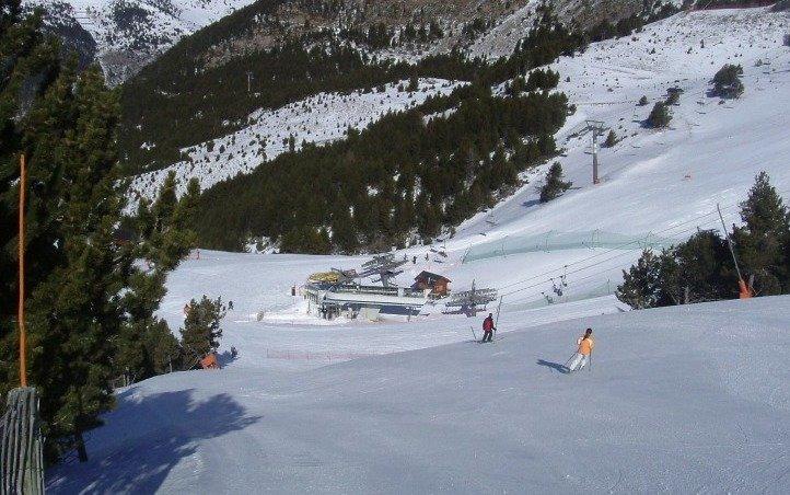 Esquiar sin parar. Grandvalira