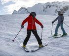 Si acabas tu curso de esquí te regalan un forfait de temporada y unos ELAN