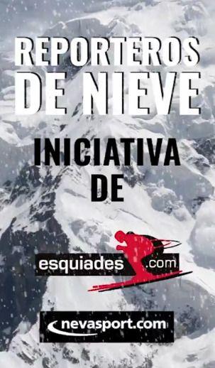 Patrocinado por Esquiades y Nevasport