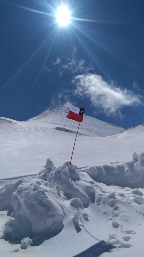 Volcán Osorno Noviembre