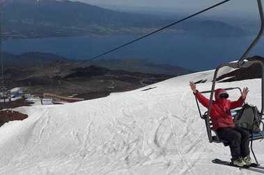 ¿Esquiar en Noviembre? Sí, todavía se puede