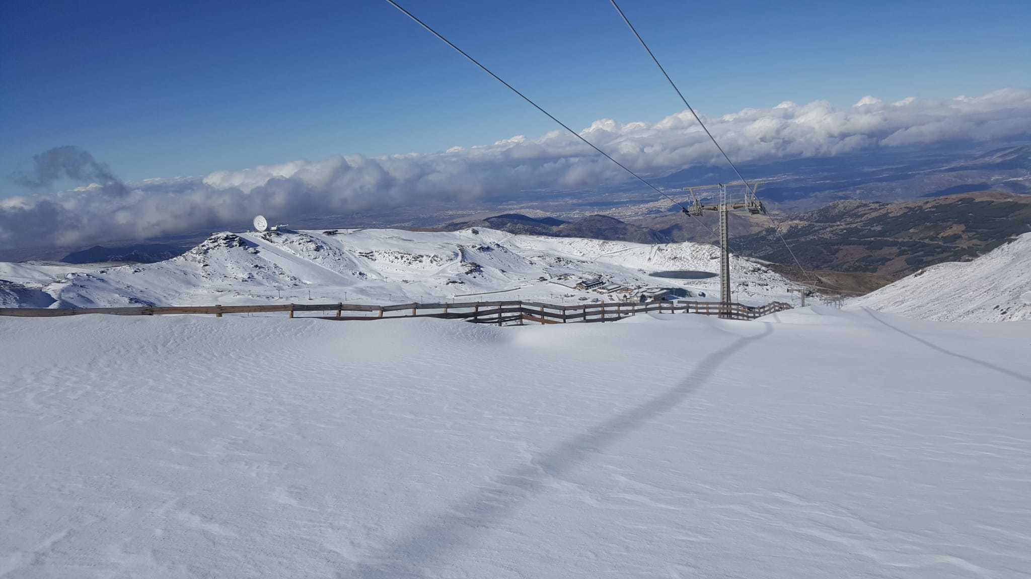 Sierra Nevada 5 Noviembre 2020