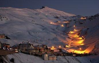 Sierra Nevada: Y ahora también esquí nocturno