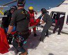 Tres rescates en apenas tres horas en Sierra Nevada